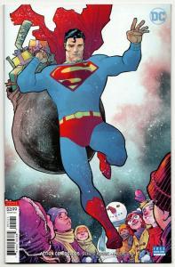 Action Comics #1005 Variant Cvr (DC, 2019) NM