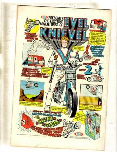 Monster Of Frankenstein # 8 VF- Marvel Comic Book Horror Fear Scary FM2