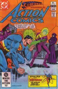 Action Comics (1938 series) #532, VF- (Stock photo)