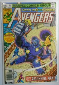 Avengers (1st Series) #184, 6.0/FN (1979)