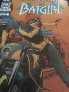 Batgirl #27 (2018) Mint