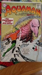 Aquaman #7 (DC, 1963) Good