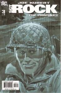 Sgt. Rock: The Prophecy #3, NM + (Stock photo)
