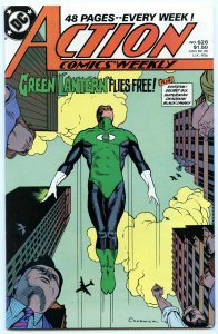 Action Comics Weekly 626 Nov 1988 NM- (9.2)