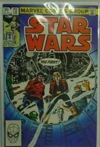 Star Wars #72 - 8.0 VF - 1983