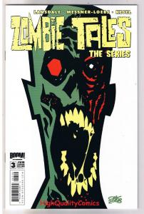 ZOMBIE TALES The Series #3, NM-, Undead, Walking Dead, 2008,more HORROR in store