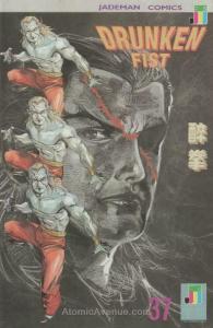 Drunken Fist #37 VF/NM; Jademan | save on shipping - details inside