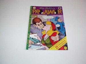 Don Dohler's PRO JUNIOR Comic #1, 1971 (BALTIMORE'S BLASPHEMOUS BAD...