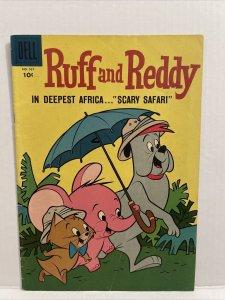 Ruff And Reddy#937 Scary Safari