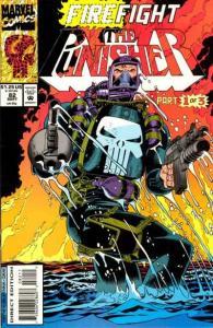 Punisher (1987 series) #82, VF+ (Stock photo)