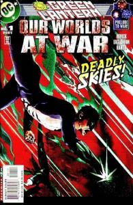 Green Lantern (1990 series) Our Worlds at War #1, NM (Stock photo)