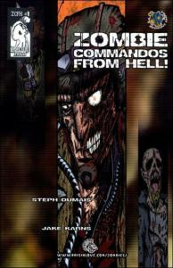 Zombie Commandos From Hell #1 VF/NM; Boneyard | save on shipping - details insid