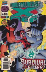 Adventures of the X-Men #6
