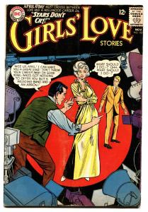 Girls' Love Stories #107 comic book 1964-DC-romance stories-April O'Day issue