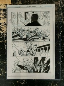 Cyborg Issue 4 Page 12 Faucher