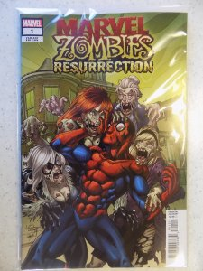 MARVEL ZOMBIES RESSRRECTION # 1 LUBERA VARIANT HOT BOOK