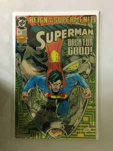 Superman #82 DC 2nd Series 8.0 FN (1993)