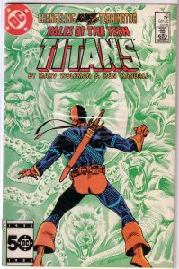 Tales of the Teen Titans   #55 VG