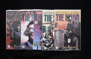 The Stand: Hard Cases #1-5 (Marvel, 2010)