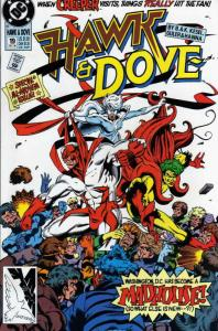 Hawk and Dove (3rd Series) #19 VF/NM; DC | save on shipping - details inside