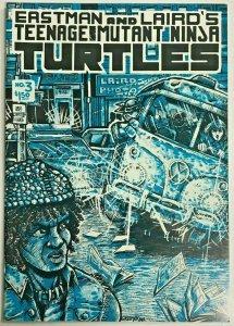 TEENAGE MUTANT NINJA TURTLES#3 VF/NM 1984 FIRST PRINT MIRAGE STUDIOS