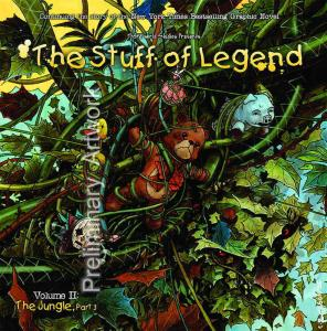 Stuff Of Legend: The Jungle #3 VF/NM; Th3rd World | save on shipping - details i