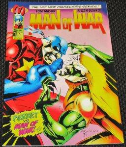 Man of War #1 (1993)