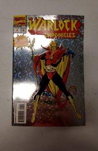 Warlock Chronicles #1 (1993) NM Marvel Comic Book J684
