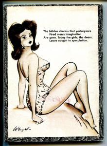 Broadway Laughs 4/1967-jokes-spicy cartoons-Pete Wyma-FN+