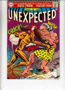 Tales of the Unexpected #97 (Nov-66) VF+ High-Grade Auto-Man