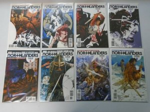Northlanders Comic Lot #1-8, 17-39 31 Different Books 8.0 VF (2007-2011)