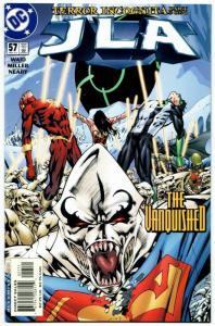JLA Justice League of America #57 (DC, 2001) NM