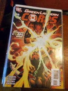 Green Lantern Corps #14 (2007)