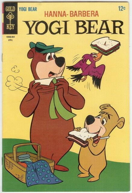 YOGI BEAR (1959-1970 DELL/GK) 32 VF-NM COMICS BOOK