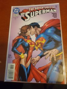 The Adventures of Mrs. Superman #574