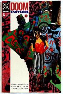 Doom Patrol #26 (1989)