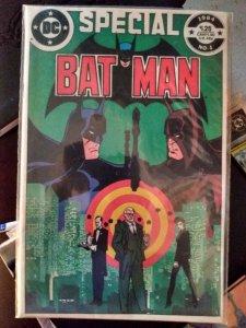 Batman Special #1 (1984)