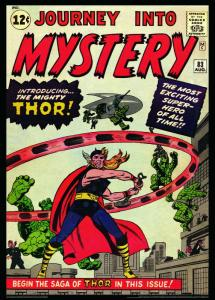 Journey Into Mystery #83 Thor Poster (20 x 28) Rolled/New!