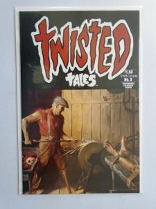 Twisted Tales #9, 8.5/VF+ (1984)