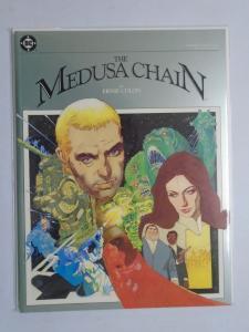 Medusa Chain GN (DC) #1, 1st Print, 8.0/VF (1984)