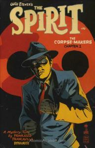 Spirit, The: The Corpse-Makers #1A VF; Dynamite | save on shipping - details ins