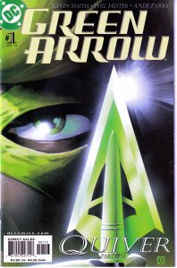 Green Arrow(vol. 2) # 1 Director Kevin Smith does Green Arrow !
