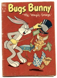 Bugs Bunny The Magic Sneeze -Four Color Comics #376 G