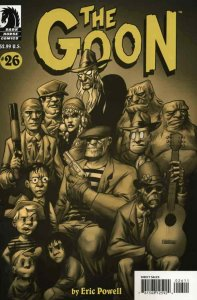 Goon, The (Dark Horse) #26 VF/NM; Dark Horse | save on shipping - details inside