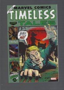 Marvel Comics: Timeless Tales #1 (2019)