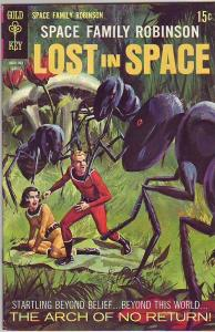 Space Family Robinson, Lost in Space #33 (Apr-69) VF+ High-Grade Will Robinso...