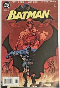 BATMAN#618 VF/NM 2003 JIM LEE ART DC COMICS
