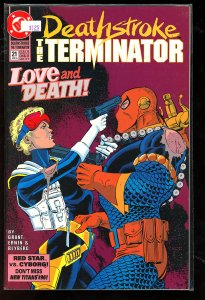 Deathstroke the Terminator #21 (1993)