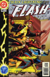 Flash (2nd Series) #148 VF/NM; DC   save on shipping - details inside