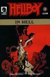 Hellboy In Hell #2 FN; Dark Horse | save on shipping - details inside